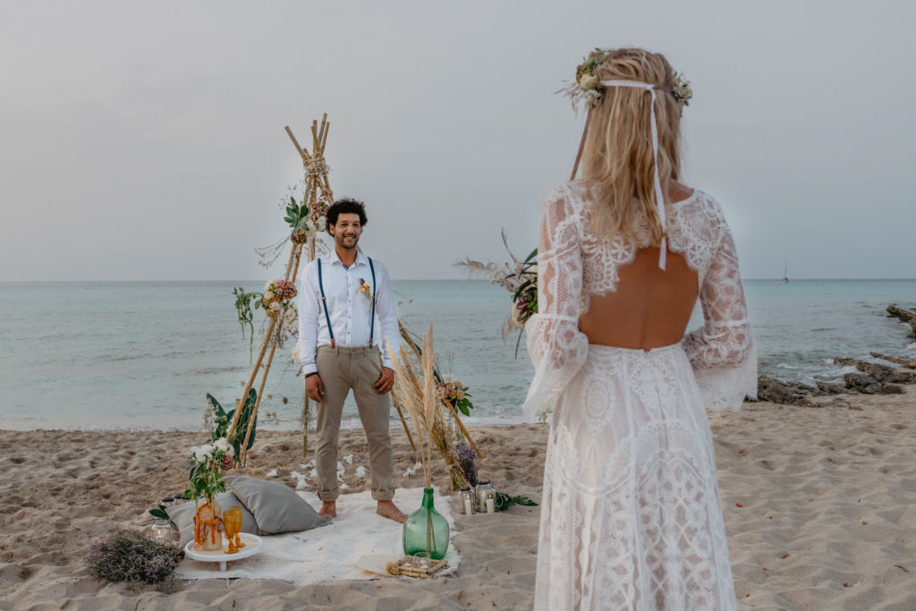 Mallorca Elopement Beach