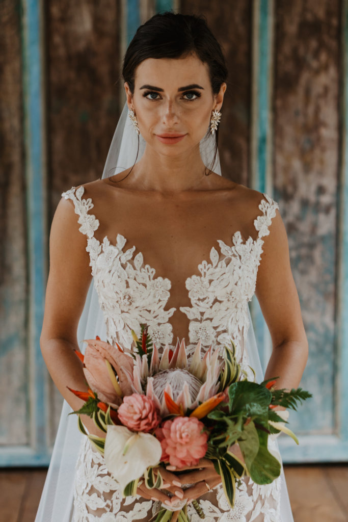 moorea wedding hilton