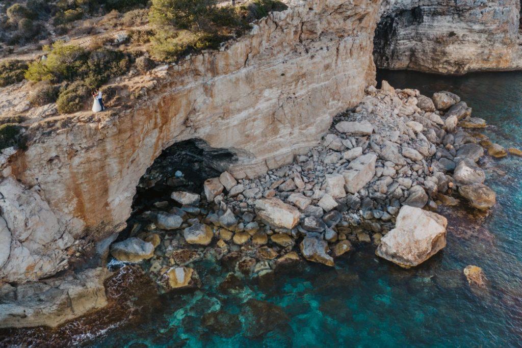 drone photography mallorca